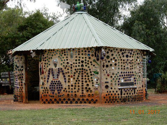 Aladdins Cave Bottle House
