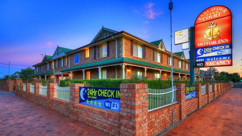 Home | Endeavour Court Motel