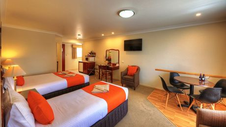 Family Suite - Endeavour Court Motor Inn Dubbo NSW
